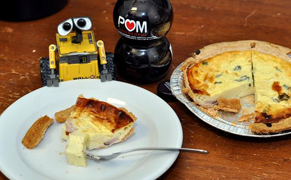 Wall-e Food