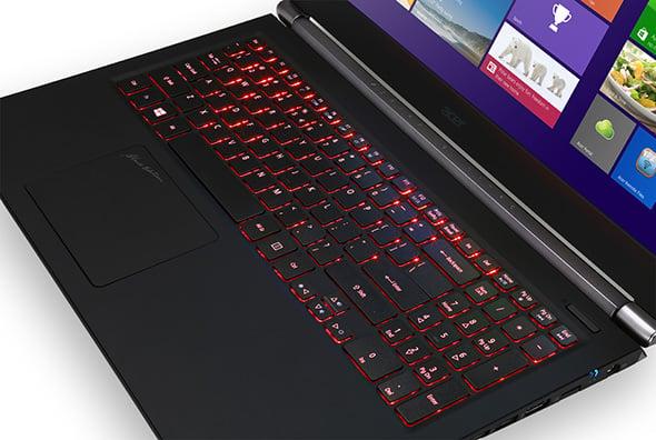 Acer Aspire V15 Nitro Black Edition Keyboard