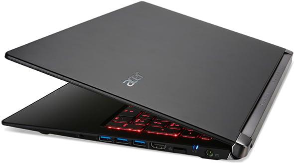 Acer Aspire V15 Nitro Black Edition Lid