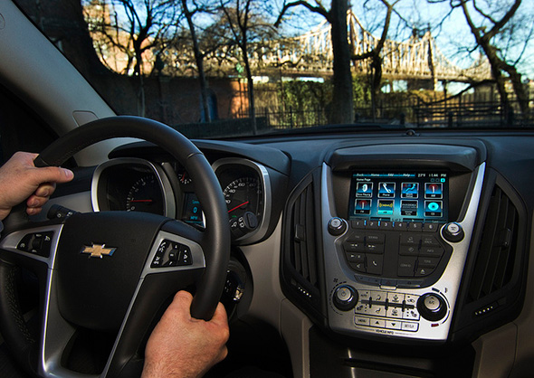 Chevrolet MyLink