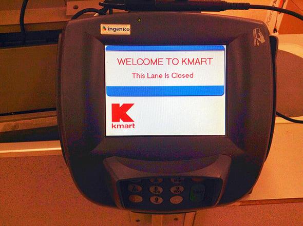 Kmart Checkout
