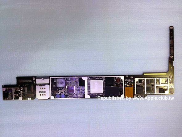 iPad SoC