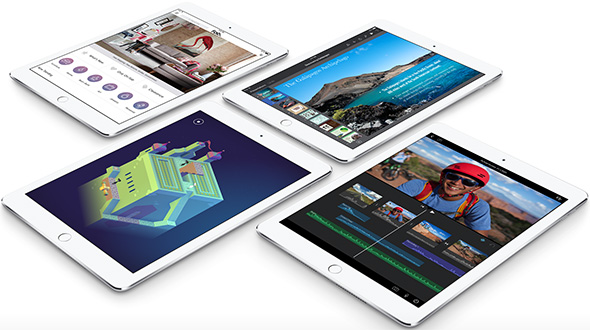 iPad Air 2 Models