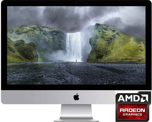 5K Retina Apple iMac With AMD Radeon M290X Inside