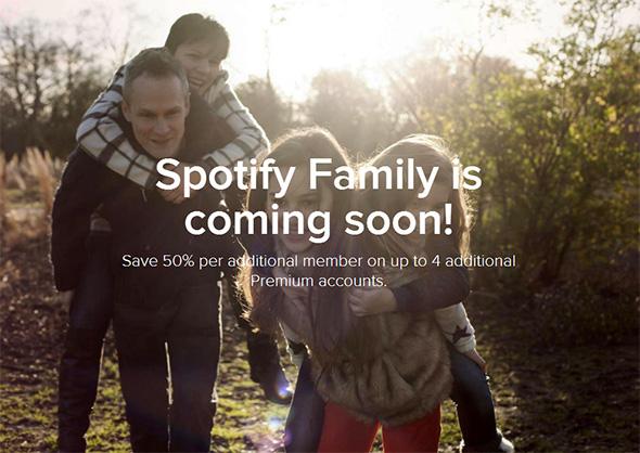 Spotify Family
