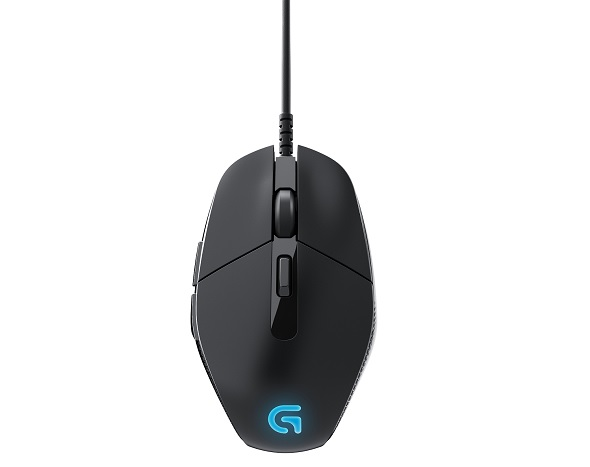 how to make left click macro with logitech gaming software