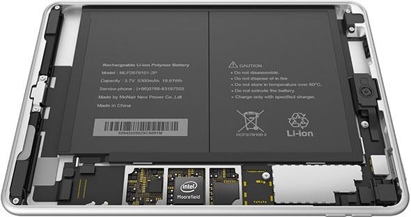 Nokia N1 Inside