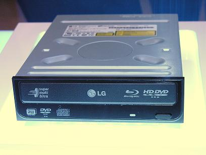 LG Blu-Ray / HD-DVD Super Multi Drive