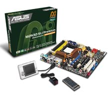 Asus Annonces Vista Ready Motherboards