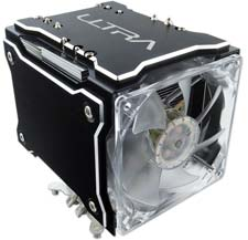 Ultra Products Introduces New CPU Cooling Solution