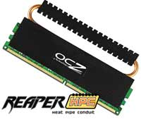 OCZ Technology Unveils the PC2-8500 Reaper HPC Series