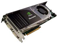New NVIDIA Quadro Architecture