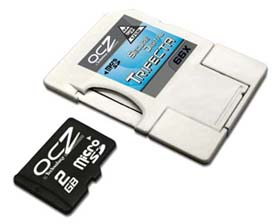 OCZ Technology Releases The Trifecta