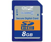 OCZ's New High-Speed, Large Capacity SDHC Memory Cards