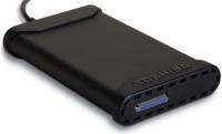 Toshiba's 200 GB Backstop/Doorstop