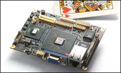 VIA Defines Pico-ITX Form Factor