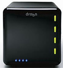 Drobo The Storage Robot