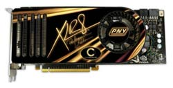 PNY Offering Limited Edition OC'd 8800 GTX