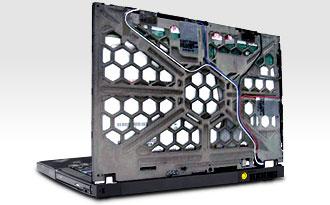 New Lenovo T61 Thinkpad Debut, Sweet Santa Rosa
