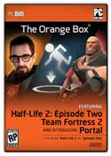 Valve Reveals Orange Box Artwork