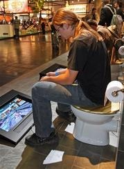 Playstation 3 Sales In The Toilet