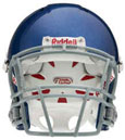 Sensor Football Helmet Detects Harshed Melon