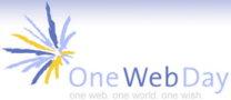 Happy One Web Day!