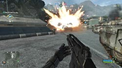 Exclusive Crysis MP Screenshots