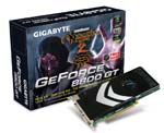 Gigabyte Introduces GeForce 8800 GT Cards