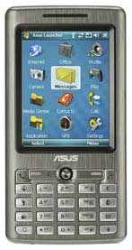 New Asus Smart PDA Phone With GPS, WiFi - P527