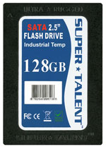 Super Talent Unveils Industrial Temperature SSDs