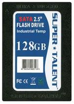 Super Talent Unveils Industrial Temperature SSDs