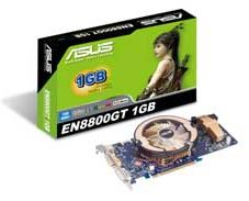 Asus Unveils 1GB GeForce 8800 GT