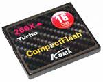 A-DATA 16GB Turbo CF 266X Sneak Peek