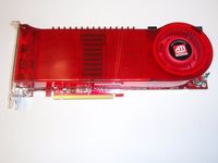 ATI Radeon HD 3870 X2 R680 at CES