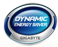 Gigabyte Launches Dynamic Energy Saver