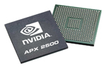 NVIDIA Introduces APX 2500