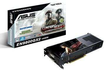 Asus EN9800GX2 Bundled With Company Of Heroes