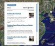 Google Earth Gets NY Times News
