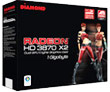 Diamond Introduces First 1GB Radeon HD 3870