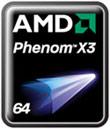 AMD Phenom X3 8750 Tri-Core Processor