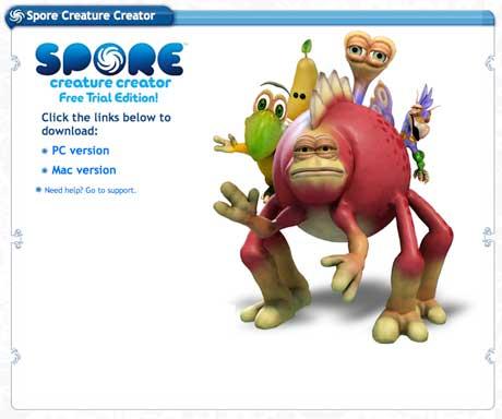 Spore Creature Creator Full Version