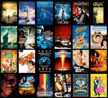 Dollar movie rentals at walmart