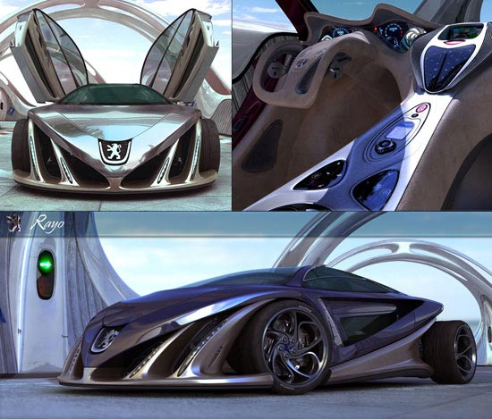 Peugeot Holds Car Concept Design Contest Hothardware
