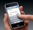 Fingers Bulk Up as Texting Beats Talking