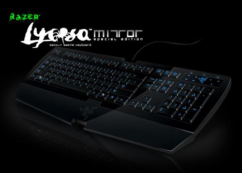 Razer Lycosa Mirror Gaming Keyboard
