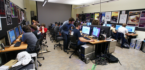 Colleges Now Embracing Video Game Development | HotHardware