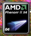 AMD Sneak Peeks Phenom II, Overclocks To 5+GHz