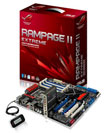 ASUS Rampage II Extreme Sets Core i7 OC Record