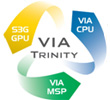 VIA Trinity Platform Brings HD to Small Spaces